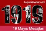 19 Mayıs Mesajları