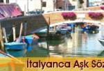 İtalyanca Aşk Sözleri