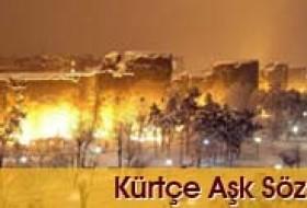 Kürtçe Aşk Sözleri